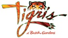 Take on Tigris in 2019 at Busch Gardens Tampa Bay. Check out the official Tigris logo!