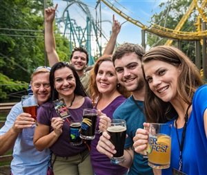 Enjoy craft beers, thrill rides and more during Bier Fest