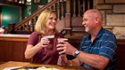 Share a beverage at Grogan's Pub in Ireland