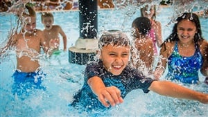 Play this summer at Water Country USA