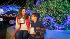 Busch Gardens Williamsburg Christmas Town event is included with admission