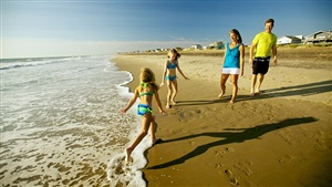 Choose from one of many beaches in Coastal Virginia