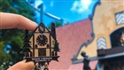 Busch Gardens Williamsburg Clock Pin | Pin Trading Program