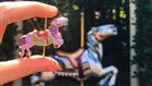 Busch Gardens Williamsburg Pink Carousel Horse | Pin Trading Program