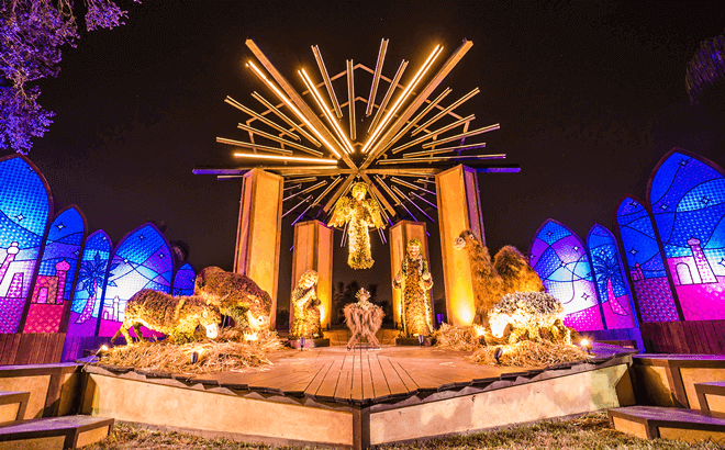 Three Kings Celebration at Busch Gardens Tampa Bay