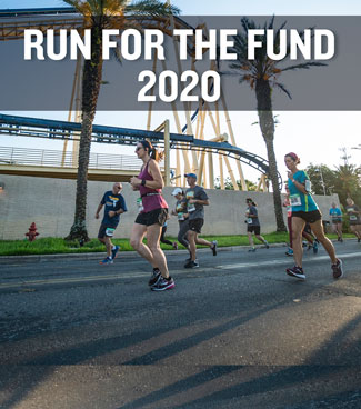 Run for the Fund at Busch Gardens