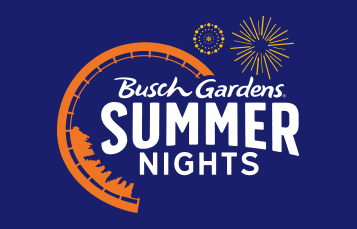 Busch Gardens Summer Nights Event
