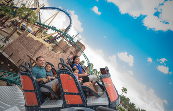 Event Admission Tickets at Busch Gardens Tampa Bay