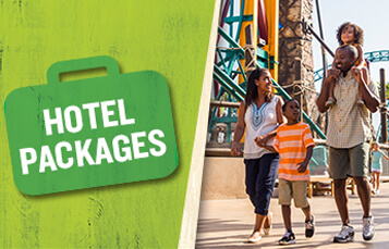 Book your tickets and stay together with a hotel package!