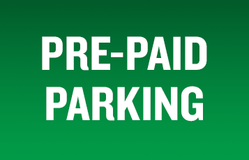 Pre-Paid Parking at Busch Gardens