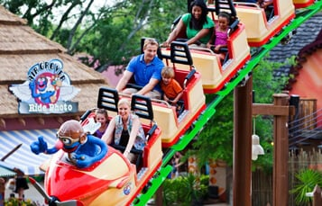 Kids Attractions Play Areas Nearby Rides Busch Gardens Tampa Bay