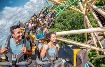 Save all of your memories at Busch Gardens Tampa Bay with a PhotoKey