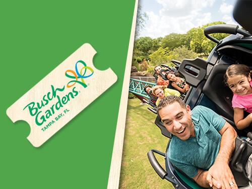 Ticket discounts for single day multi park busch - Busch gardens annual pass promo code ...