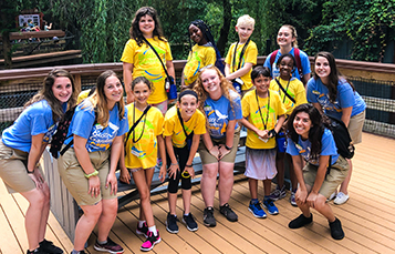 Summer Camps at Busch Gardens Williamsburg