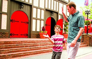 Have an unforgettable Father's Day at Busch Gardens Williamsburg