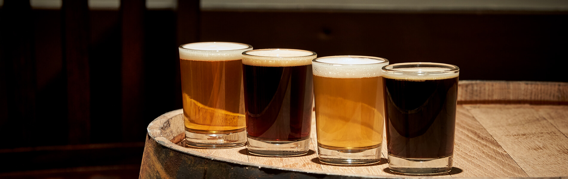Beer-enthusiast's paradise - sample hand-crafted brews from around the world.
