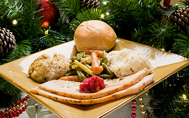 Enjoy festive holiday meals at Busch Gardens Christmas Town