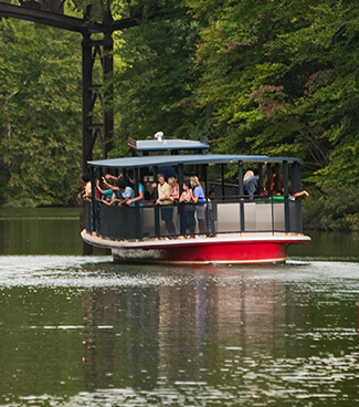 Reserve your spot for Wine on the Rhine and enjoy the scenery of Busch Gardens