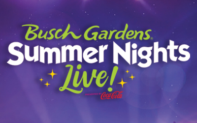 Summer Nights Live Special Event Series at Busch Gardens - Featuring Talent from the Got Talent TV series.