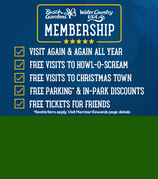 Memberships starting at $9.99/mo. Great benefits like free parking, tickets for friends, and more!