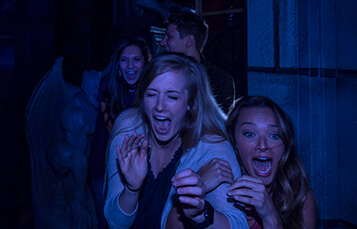 Howl-O-Scream at Busch Gardens Williamsburg