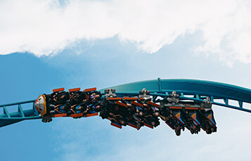 World-class roller coasters at Busch Gardens Williamsburg