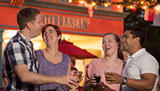 Enjoy the Food & Wine Festival at Busch Gardens in Williamsburg, VA