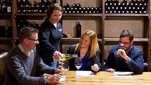 Wine and dine in Williamsburg - local wineries offer tours, tastings and more