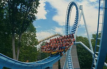 Roller Coasters Thrill Rides Busch