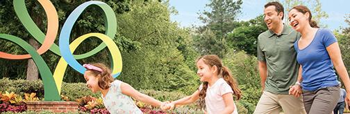 Virginia theme park water park busch gardens williamsburg - Busch gardens williamsburg vacation packages ...