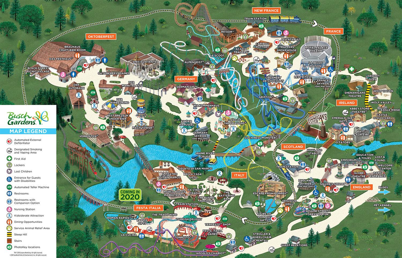Charitable Non-profit Donation Requests | Busch Gardens
